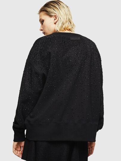 Diesel - F-MAGDA-D, Black - Sweaters - Image 2