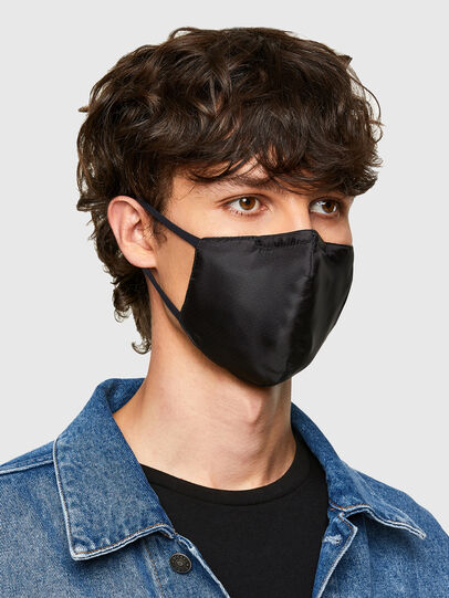 Diesel - FACEMASK-OTBXBEIRUT, Black - Other Accessories - Image 2
