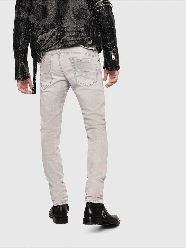 Diesel Thommer 0684I, Light Grey - Jeans - Image 2