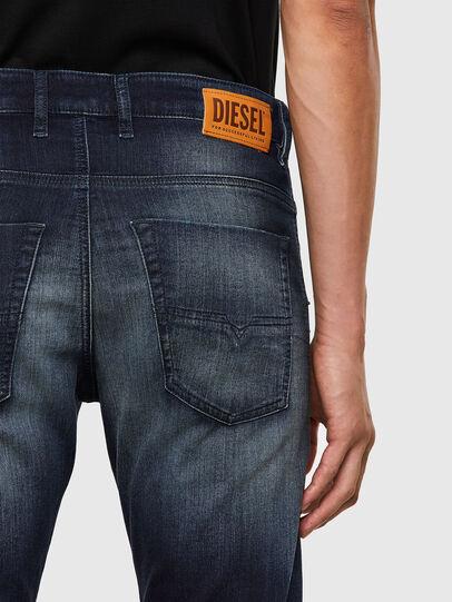 Diesel - KROOLEY JoggJeans® 069QD, Dark Blue - Jeans - Image 4