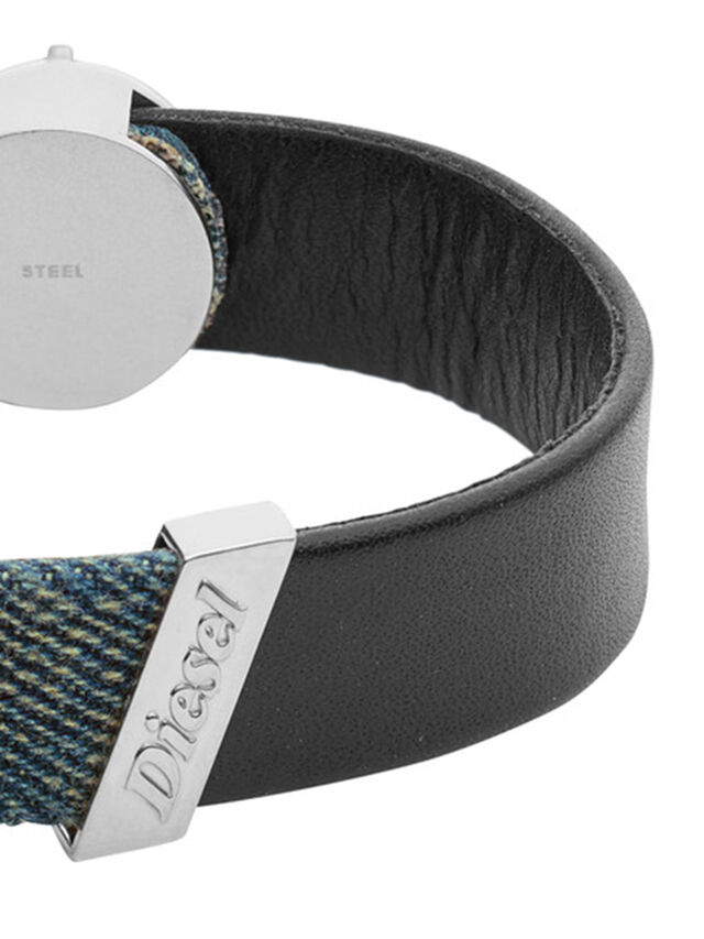 Diesel BRACELET DX1029, Blue Jeans - Bracelets - Image 2