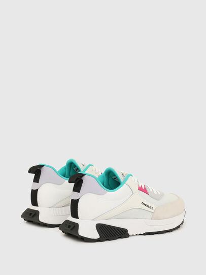 Diesel - S-TYCHE LOW CUT W, White/Grey - Sneakers - Image 3