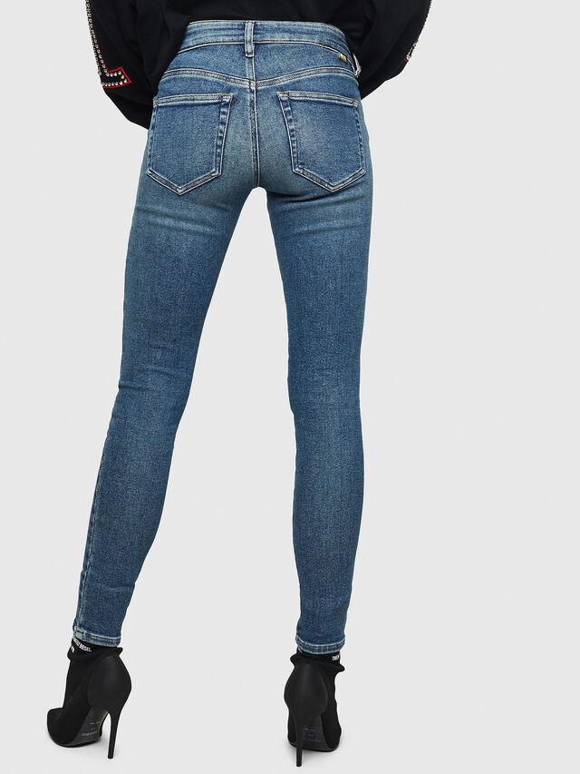 Diesel - Slandy 083AL, Medium blue - Jeans - Image 2