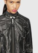 L-LYSSA-D, Black - Leather jackets