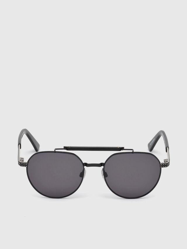 Diesel - DL0239, Black - Eyewear - Image 1
