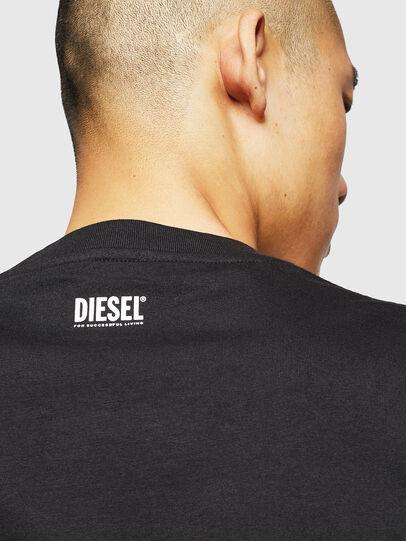 Diesel - T-DIEGO-B18,  - T-Shirts - Image 5
