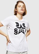 T-SILY-WMA, White/Black - T-Shirts