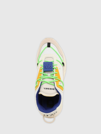 Diesel - S-SERENDIPITY LACE, White/Pink - Sneakers - Image 6