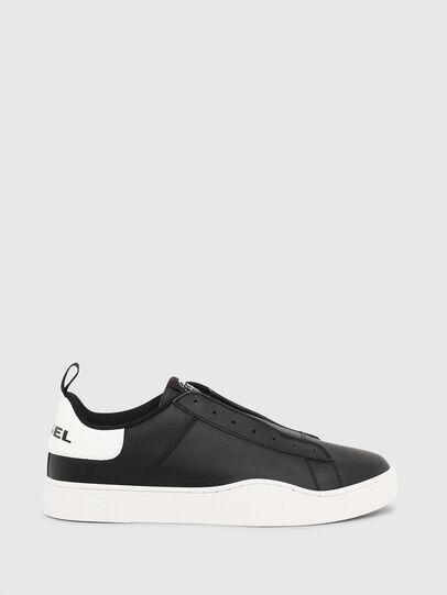 Diesel - S-CLEVER SO, Black/White - Sneakers - Image 1