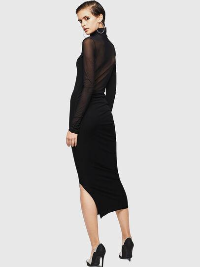 Diesel - DWIST, Black - Dresses - Image 2