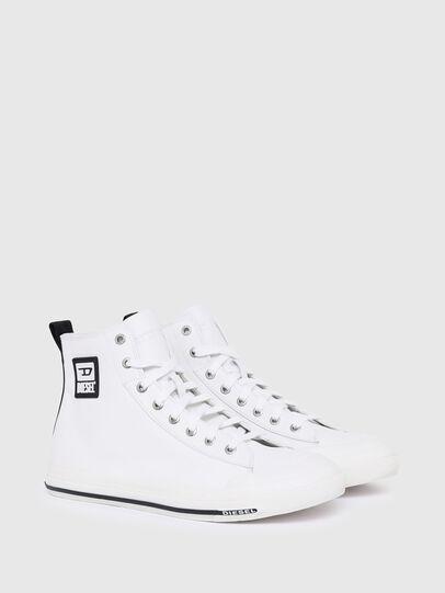 Diesel - S-ASTICO MID CUT, White - Sneakers - Image 2