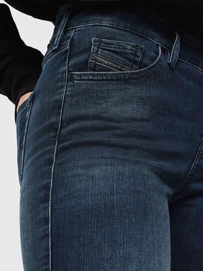 Diesel - Slandy 084UT, Dark Blue - Jeans - Image 3