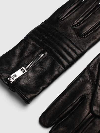 Diesel - GILARI-ML, Black - Gloves - Image 2
