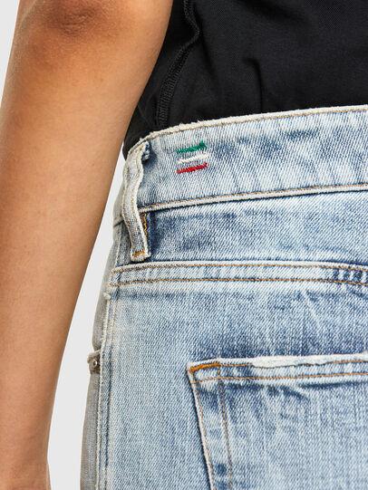 Diesel - D-Joy 009JR, Light Blue - Jeans - Image 5