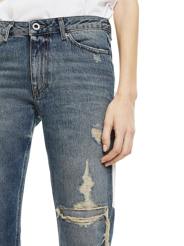 Diesel - TYPE-1820, Medium blue - Jeans - Image 4