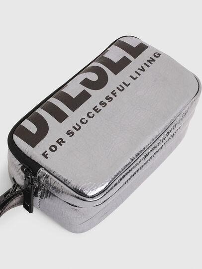 Diesel - HI-SOKKA II, Silver - Bijoux and Gadgets - Image 6
