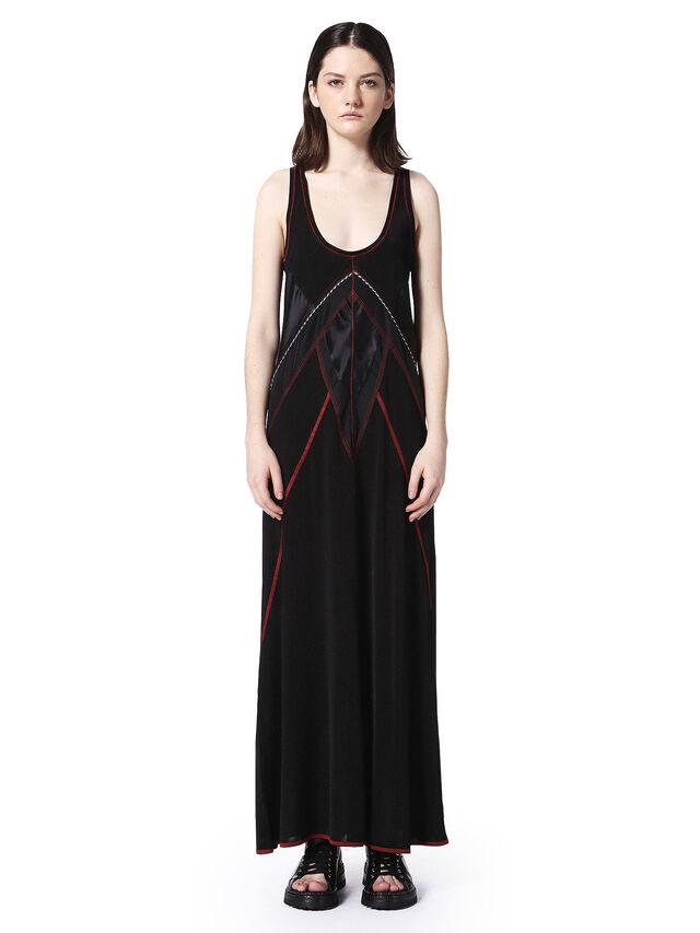 Diesel - DELPHIC, Black - Dresses - Image 1