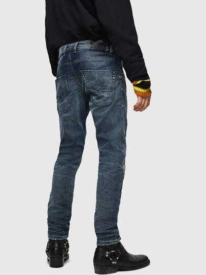 Diesel - Krooley JoggJeans 0870W, Medium blue - Jeans - Image 2