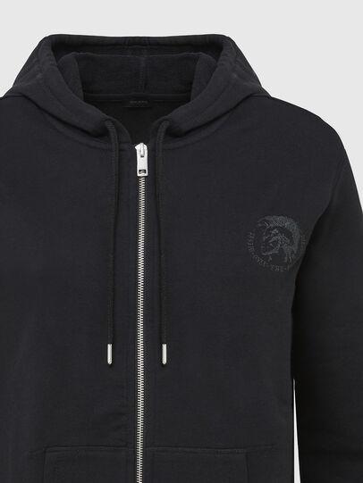 Diesel - UFLT-BRANDAL, Black - Sweaters - Image 3