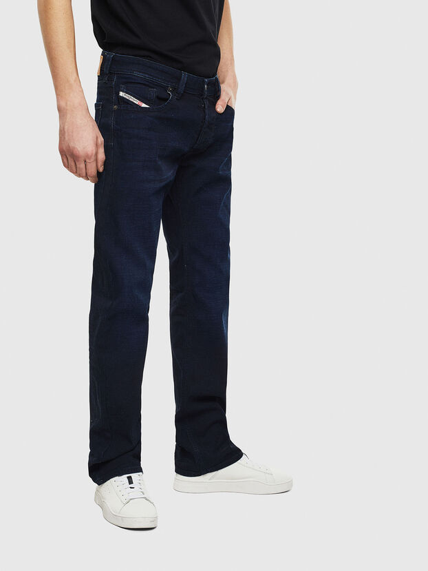Larkee 0098I, Dark Blue - Jeans