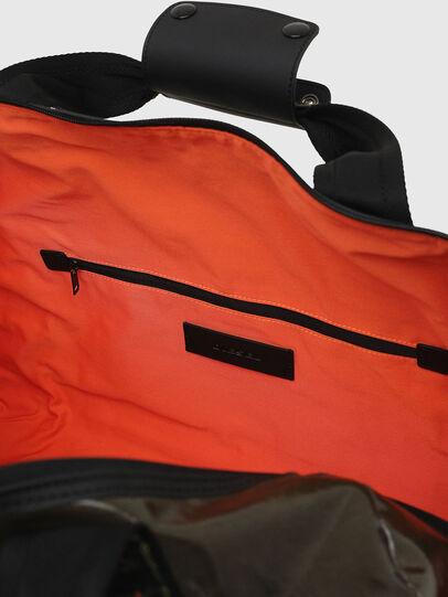 Diesel - ARMDUFFLE, Olive Green - Travel Bags - Image 4