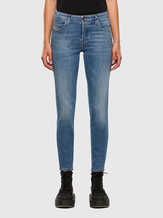 Babhila 086AP, Medium blue - Jeans