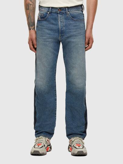 Diesel - D-Macs 009HX, Medium blue - Jeans - Image 1