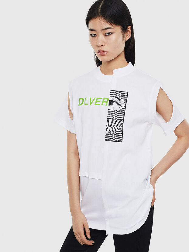 T-GOMEZ, White - T-Shirts
