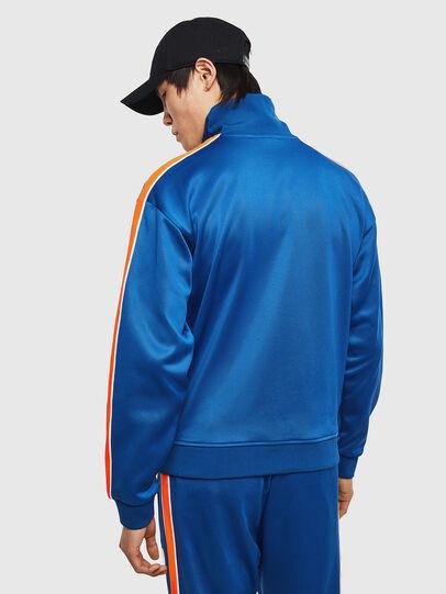 Diesel - S-CORTESS, Blue - Sweaters - Image 3