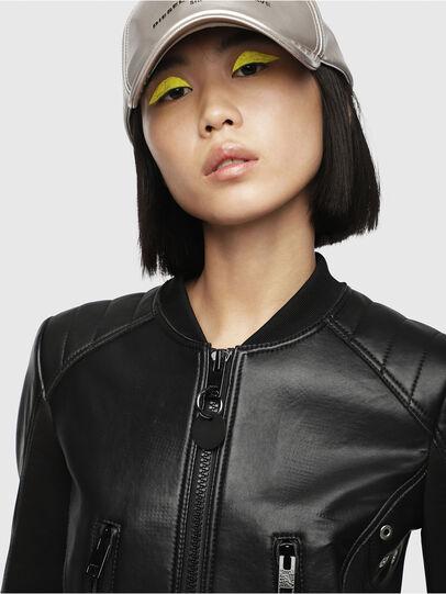 Diesel - L-MARI,  - Leather jackets - Image 3