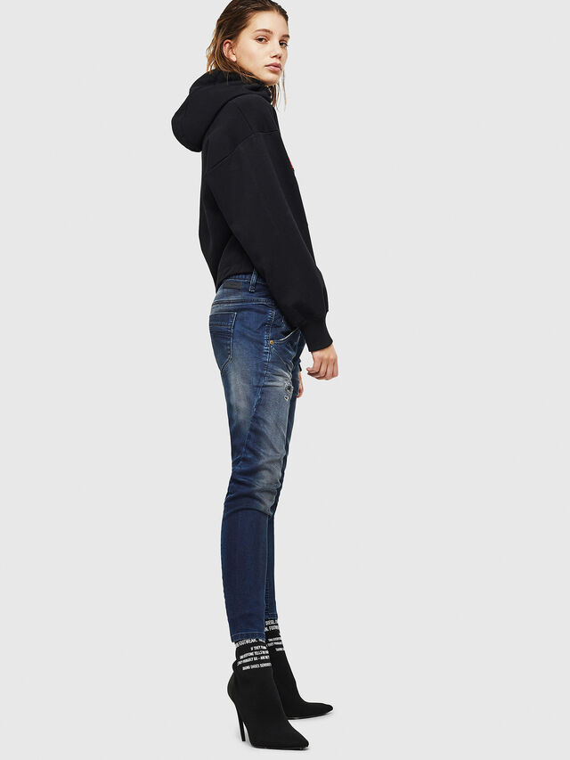 Diesel - Fayza JoggJeans 069GZ, Dark Blue - Jeans - Image 4