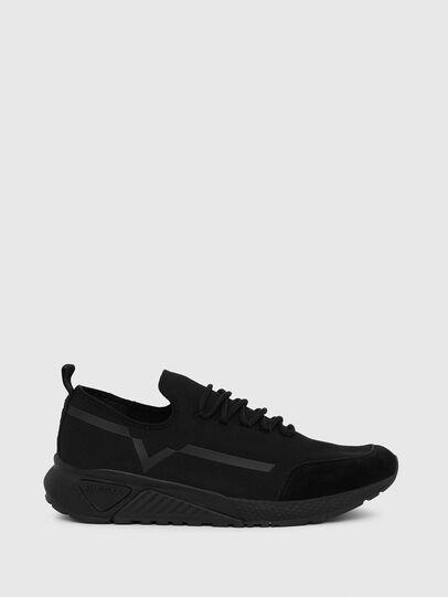 Diesel - S-KBY STRIPE, Black - Sneakers - Image 1