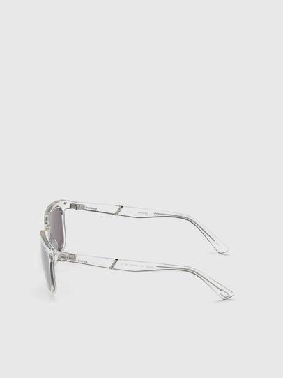 Diesel - DL0262, White - Sunglasses - Image 3