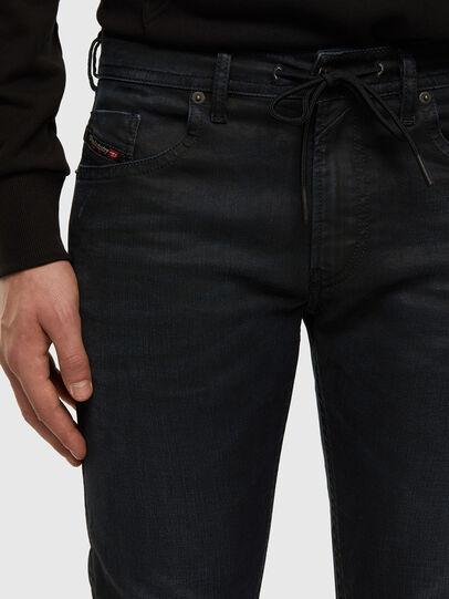 Diesel - Thommer JoggJeans 069NY, Dark Blue - Jeans - Image 4