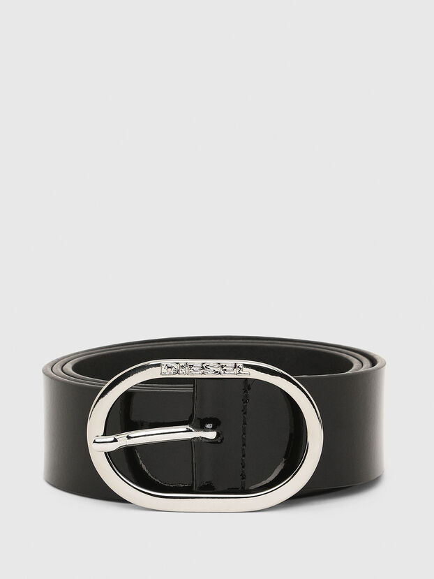 B-ELLY, Black - Belts