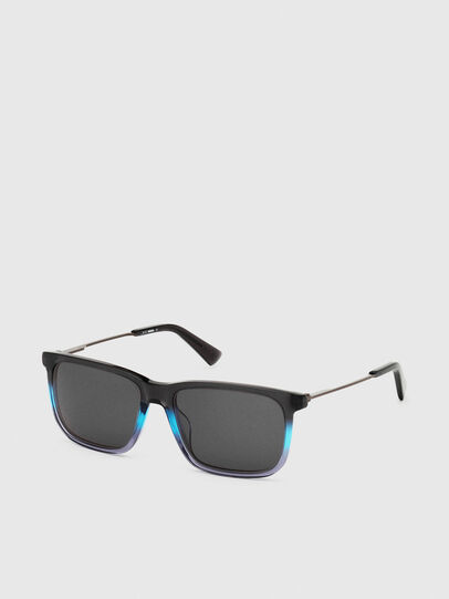 Diesel - DL0309, Black - Sunglasses - Image 2