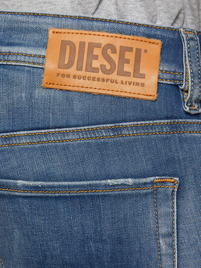 Diesel - Sleenker 009FC, Medium blue - Jeans - Image 4