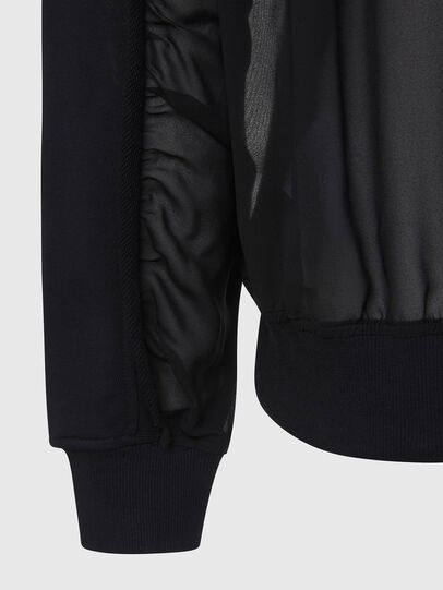 Diesel - F-BIEL, Black - Sweaters - Image 5
