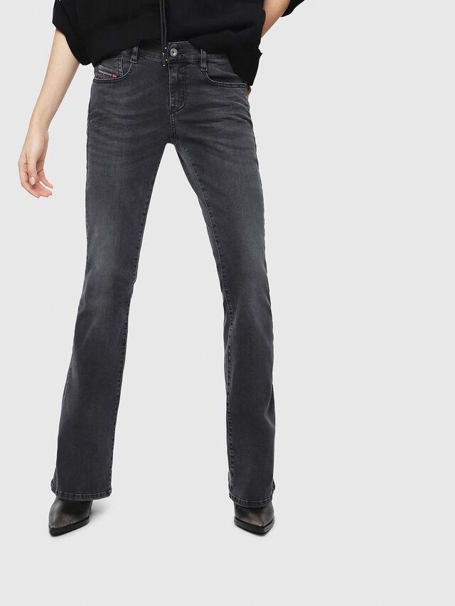 Diesel - D-Ebbey 069EQ, Dark Blue - Jeans - Image 1