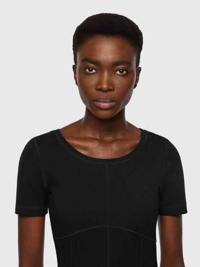 Diesel - D-KONF, Black - Dresses - Image 3