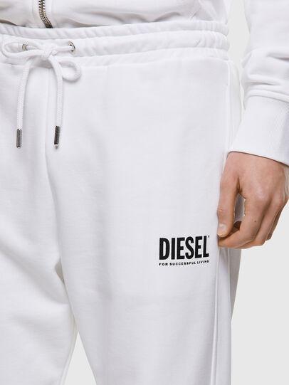 Diesel - P-TARY-ECOLOGO, White - Pants - Image 3