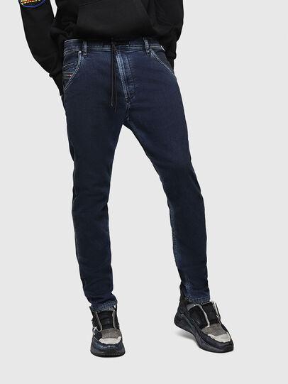 Diesel - Krooley JoggJeans 069HY, Dark Blue - Jeans - Image 1