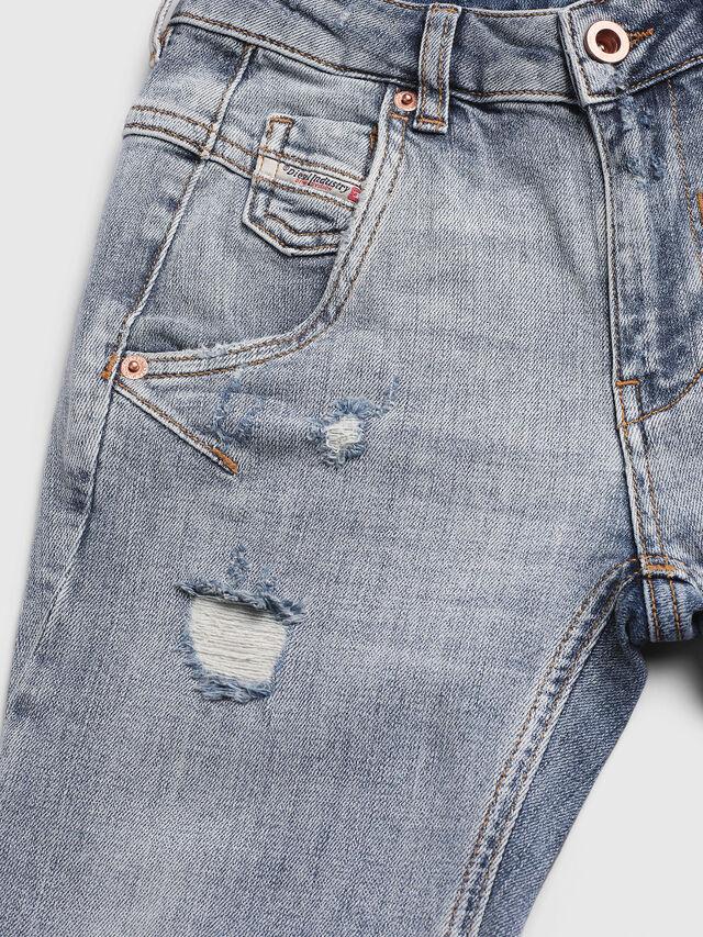 Diesel - FAYZA-J-N, Light Blue - Jeans - Image 3