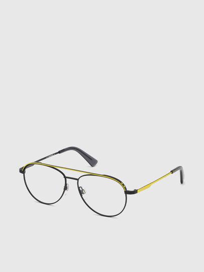 Diesel - DL5305, Yellow - Eyeglasses - Image 2