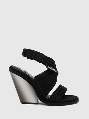 SA-FLAMINGO XR, Black - Sandals