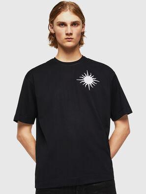 TEORIALE-X1, Black - T-Shirts