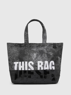 D-THISBAG SHOP MB, Gray/Black - Shopping and Shoulder Bags