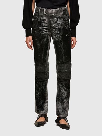 Diesel - TYPE-1007-NE, Black/Dark grey - Jeans - Image 1