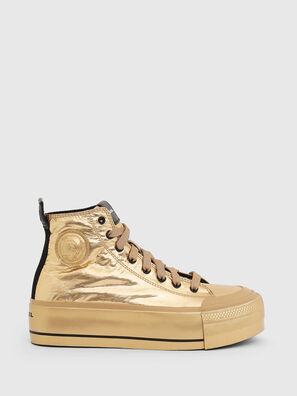 S-ASTICO MC WEDGE, Gold - Sneakers