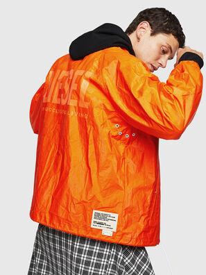 J-AKINATOR-TVK, Orange - Jackets